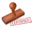 Certifiering lösning på oklara krav?