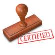 Boverkets lösning på hur nya certifierade ska göra allt lättare nu ute på remiss