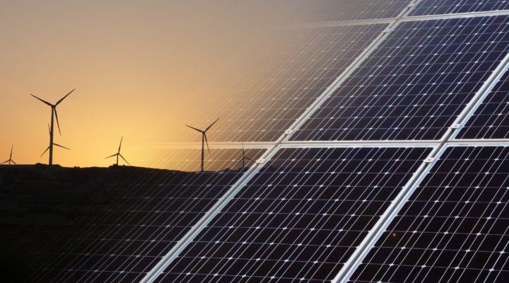 Hundra procent förnybar el år 2040