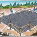 Grundläggande om att göra en platta på mark