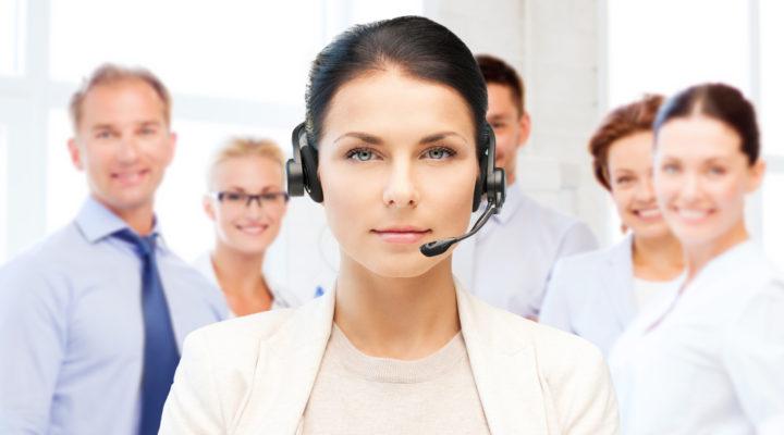 Är en receptionist behörig?