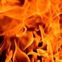 Cellplastbränder på byggarbetsplats