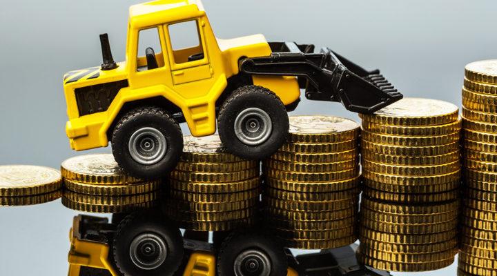 Byggpriserna har ökat 48 procent på tre år