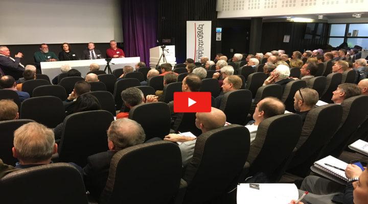 Film: KA-DAGEN 2019 Debatt: Avtal & regler