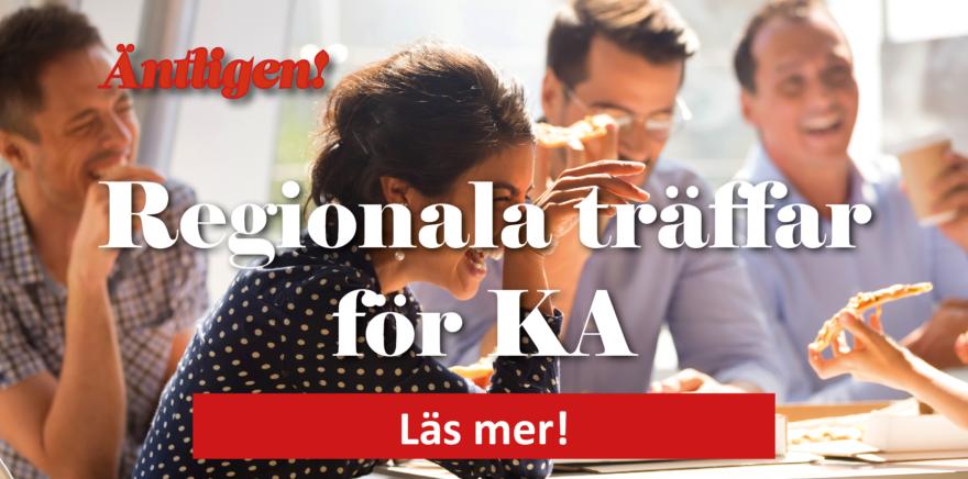 Kurs-annons: KA-träff