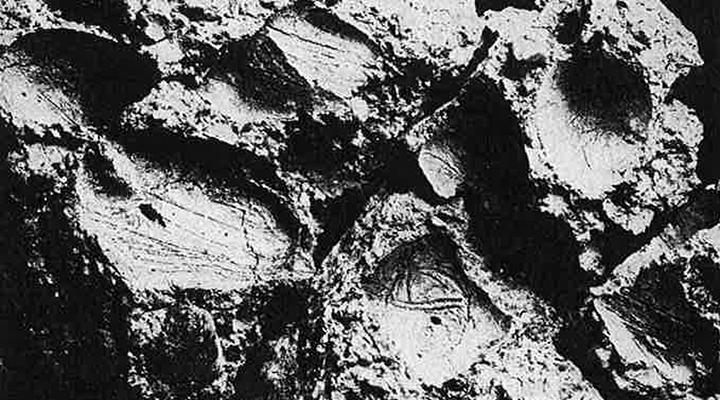 Materialproblem vid betonggjutning vintertid år 1964