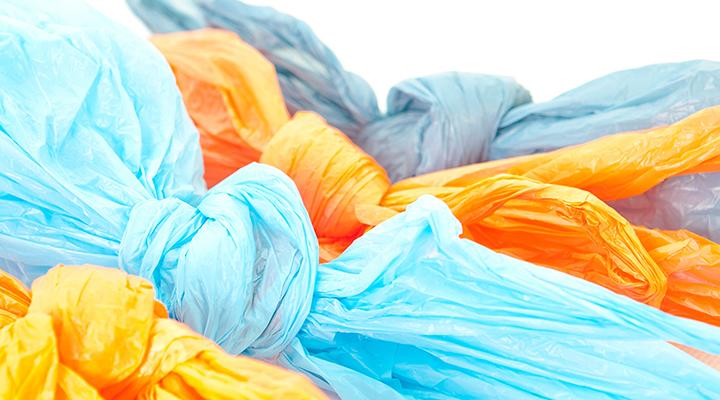 Skatt på plastpåsar