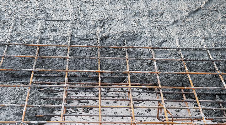 Gjutning vintertid-metoder att hålla betongen varm